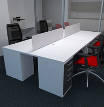 Open Plan Clerical