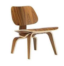 Replica Charles Eames Walnut