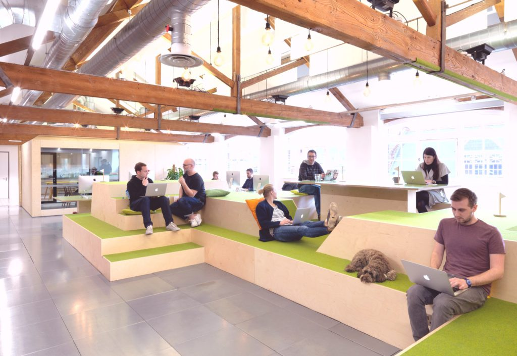Inspiration Airbnb International Offices Upstart