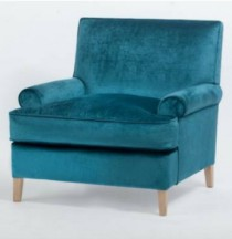 Soft seating Teal Chair
