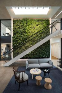 Go green for a better work place